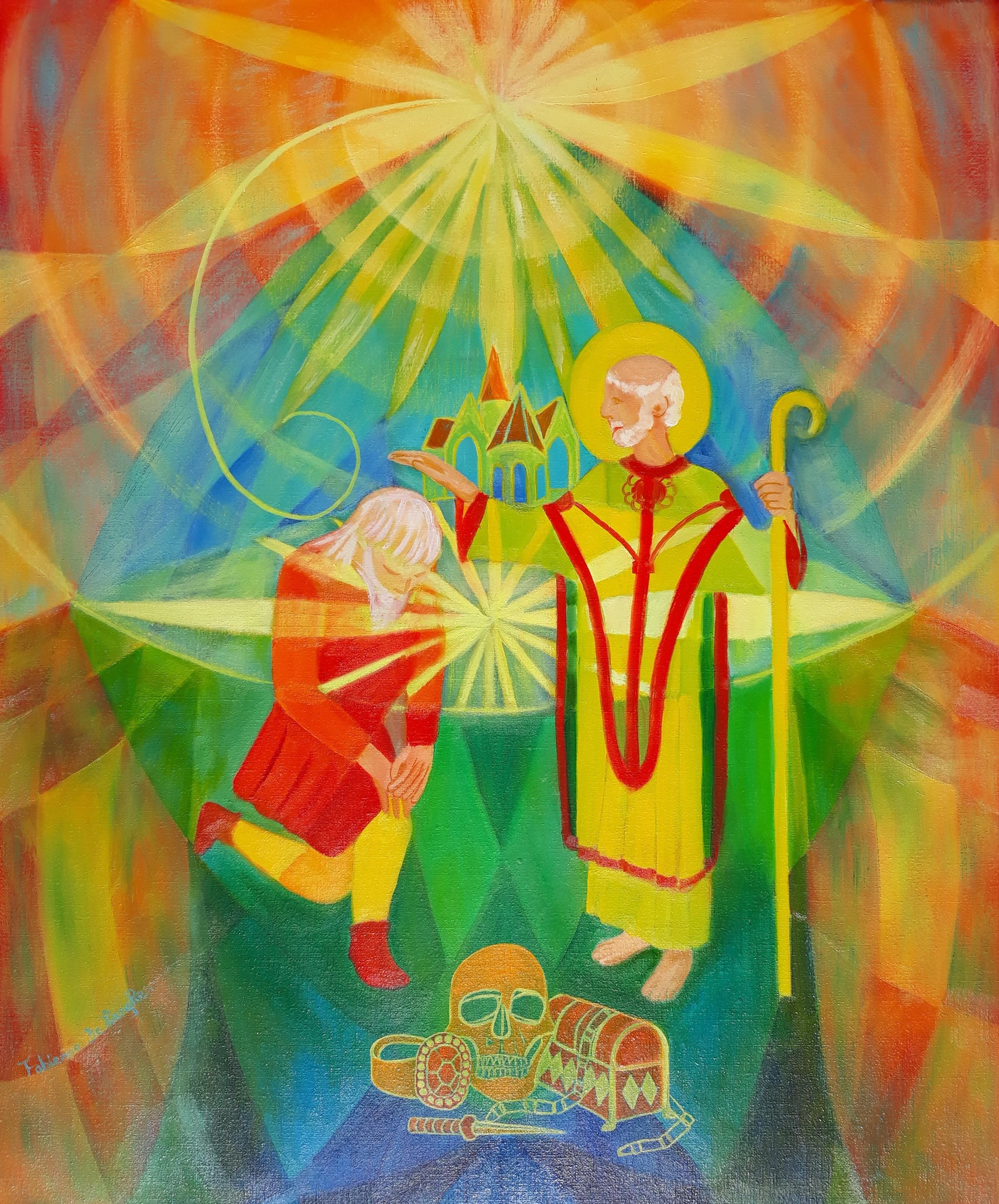 La Légende de Saint Omer et du Seigneur Adroald