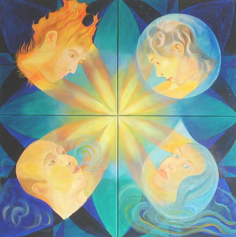 Les Quatre Éléments