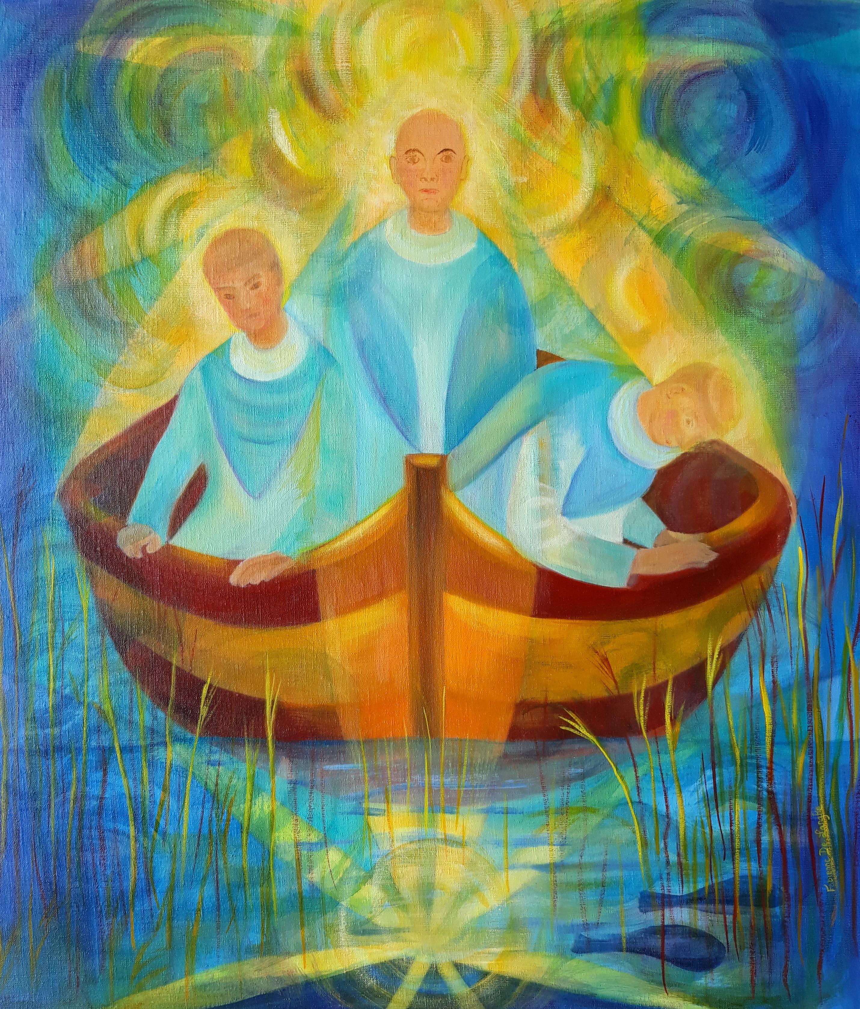La Barque de saint Bertin